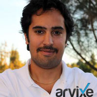 arvixe ceo - Arvand sabetian