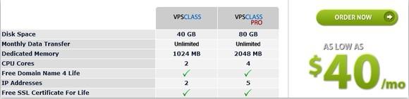 arvixe vps server plan