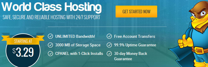 hawkhost features