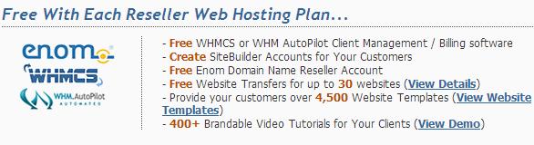 hostgator free enom service