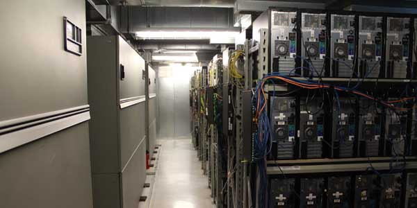 Inmotion hosting data center