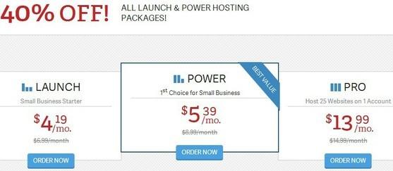 inmotion hosting joomla promo