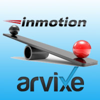 inmotionhosting vs arvixe