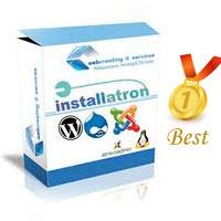 best installatron hosting