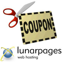 newest lunarpages coupon