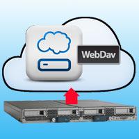 webdav hosting