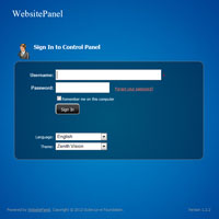 websitepanel hosting