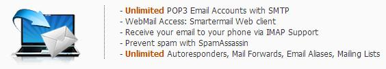 hostgator smartermail hosting