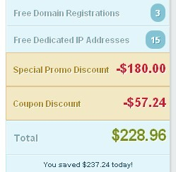 ixwebhosting coupon
