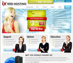 ixwebhosting 25% off coupon