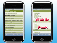 wp mobile pack